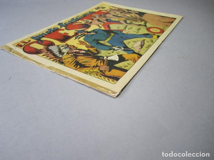 Tebeos: JINETE FANTASMA, EL (1947, GRAFIDEA) -EL CABALLERO FANTASMA- 69 · 1947 · EL JINETE FANTASMA EN EL OE - Foto 3 - 155874426