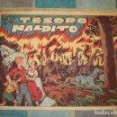 Tebeos: CHISPITA 4ª AVENTURA, Nº 18: EL TESORO MALDITO, 1953, GRAFIDEA. Lote 157325986