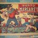 Tebeos: CHISPITA, 4ª AVENTURA, Nº19: EL RAPTO DE MARGARET, 1953, GRAFIDEA, USADO. Lote 157326214