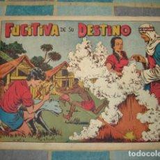 Tebeos: CHISPITA, 4ª AVENTURA, Nº 22: FUGITIVA DE SU DESTINO, 1953, GRAFIDEA. Lote 157326726