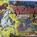 Tebeos: LOS VIGILANTES ( SEXTA AVENTURA DE CHISPITA). Lote 158206354