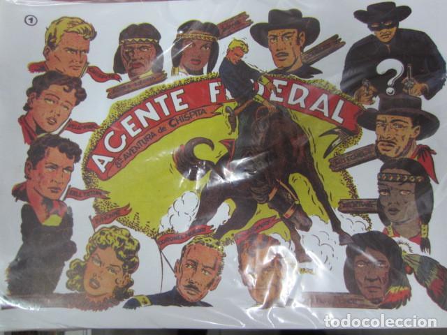 AGENTE FEDERAL ( 8ª AVENTURA DE CHISPITA ) (Tebeos y Comics - Grafidea - Chispita)