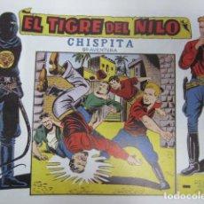Tebeos: EL TIGRE DEL NILO ( 9ª AVENTURA). Lote 158209582