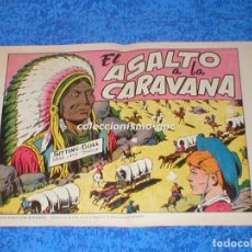 Tebeos: CHISPITA 2ª SEGUNDA AVENTURA Nº 2 TEBEO ORIGINAL 1952 ASALTO A LA CARAVANA EDITORIAL GRAFIDEA MIRA !. Lote 161573398