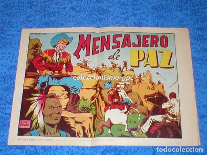 CHISPITA 2ª SEGUNDA AVENTURA Nº 4 TEBEO ORIGINAL 1952 MENSAJERO DE PAZ EDITORIAL GRAFIDEA RARO MIRA (Tebeos y Comics - Grafidea - Chispita)