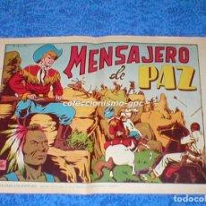Tebeos: CHISPITA 2ª SEGUNDA AVENTURA Nº 4 TEBEO ORIGINAL 1952 MENSAJERO DE PAZ EDITORIAL GRAFIDEA RARO MIRA. Lote 161589358