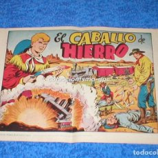Tebeos: CHISPITA 2ª SEGUNDA AVENTURA Nº 5 TEBEO ORIGINAL 1952 EL CABALLO DE HIERRO EDITORIAL GRAFIDEA MIRA !. Lote 161677462