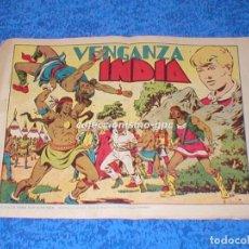 Tebeos: CHISPITA 2ª SEGUNDA AVENTURA Nº 9 TEBEO ORIGINAL 1952 VENGANZA INDIA EDITORIAL GRAFIDEA OFERTA MIRA. Lote 161706898
