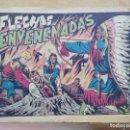 Tebeos: CHISPITA, SEGUNDA AVENTURA - Nº 7, FLECHAS ENVENENADAS (ORIGINAL) - ED. GRAFIDEA. Lote 165312878