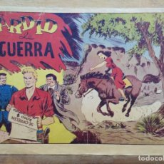 Giornalini: CHISPITA, SEXTA AVENTURA - Nº 17, ARDID DE GUERRA (ORIGINAL) - ED. GRAFIDEA. Lote 165313418