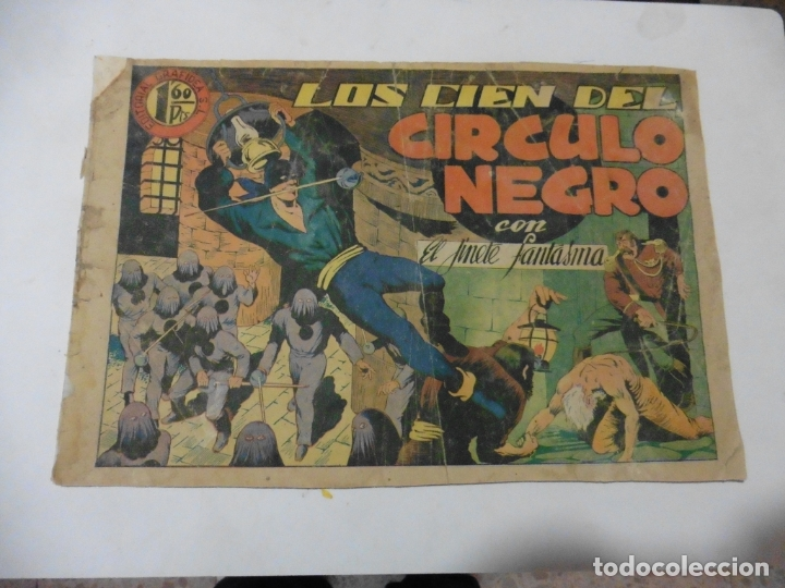 JINETE FANTASMA Nº 29 ORIGINAL (Tebeos y Comics - Grafidea - El Jinete Fantasma)