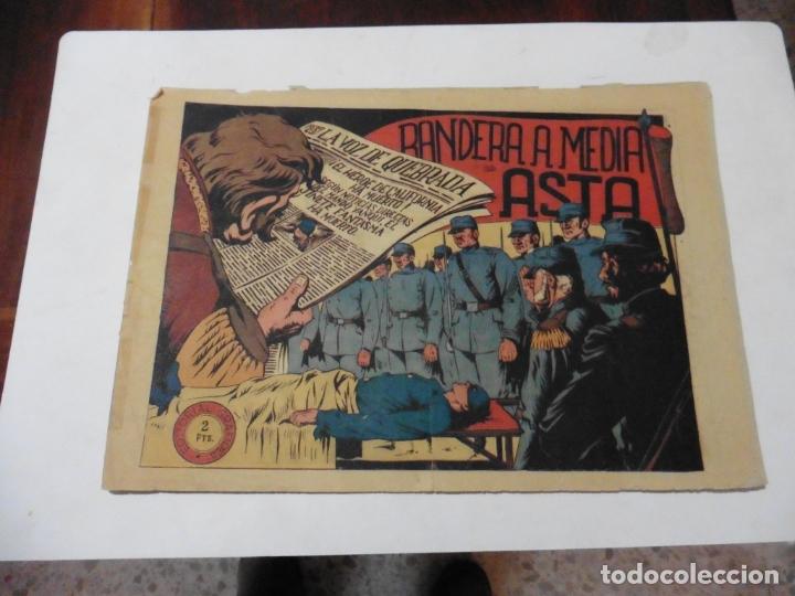 Tebeos: JINETE FANTASMA 17 CUADERNILLOS ORIGINAL - Foto 10 - 167463832