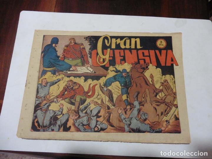 Tebeos: JINETE FANTASMA 17 CUADERNILLOS ORIGINAL - Foto 16 - 167463832