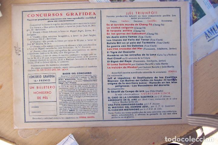Tebeos: grafidea,- Casiano barullo y julio Martín 1ª nº 2-9 AL 13- 15- 21- 23 - Foto 2 - 167613098