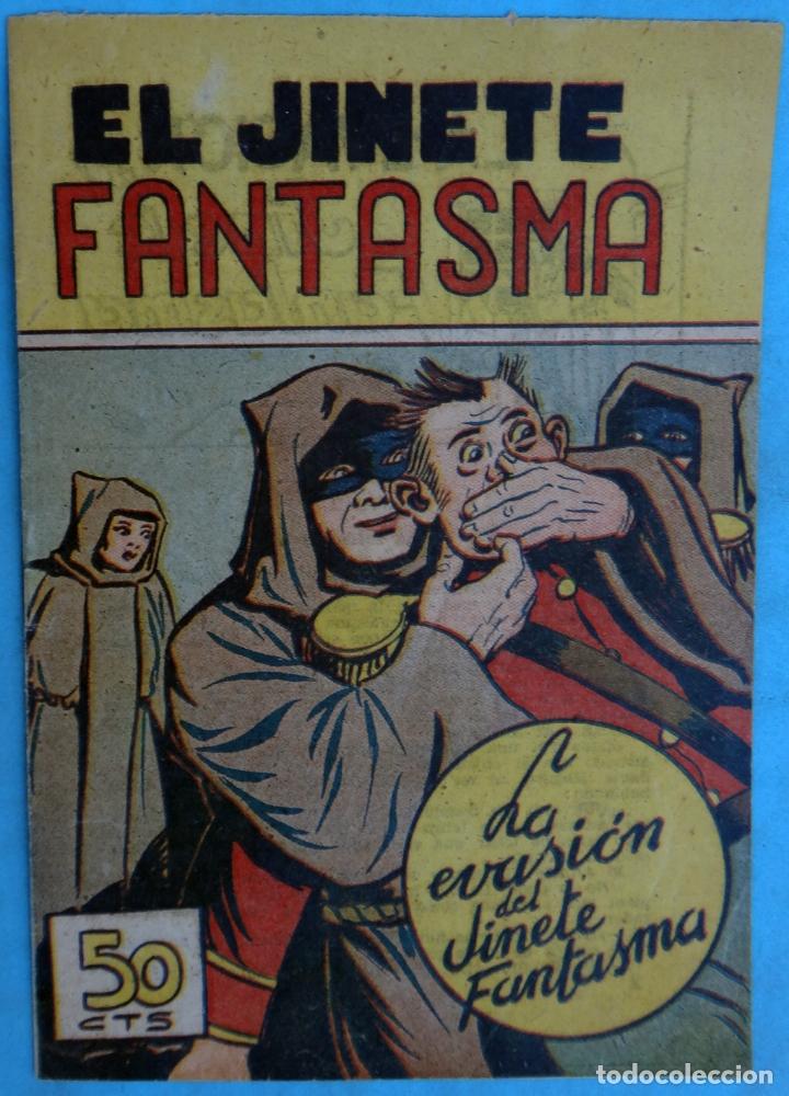 EL JINETE FANTASMA , Nº 14 , GRAFIDEA , ANTIGUO , ORIGINAL , CT1 (Tebeos y Comics - Grafidea - El Jinete Fantasma)