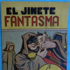 Tebeos: EL JINETE FANTASMA , Nº 14 , GRAFIDEA , ANTIGUO , ORIGINAL , CT1 . Lote 167825856