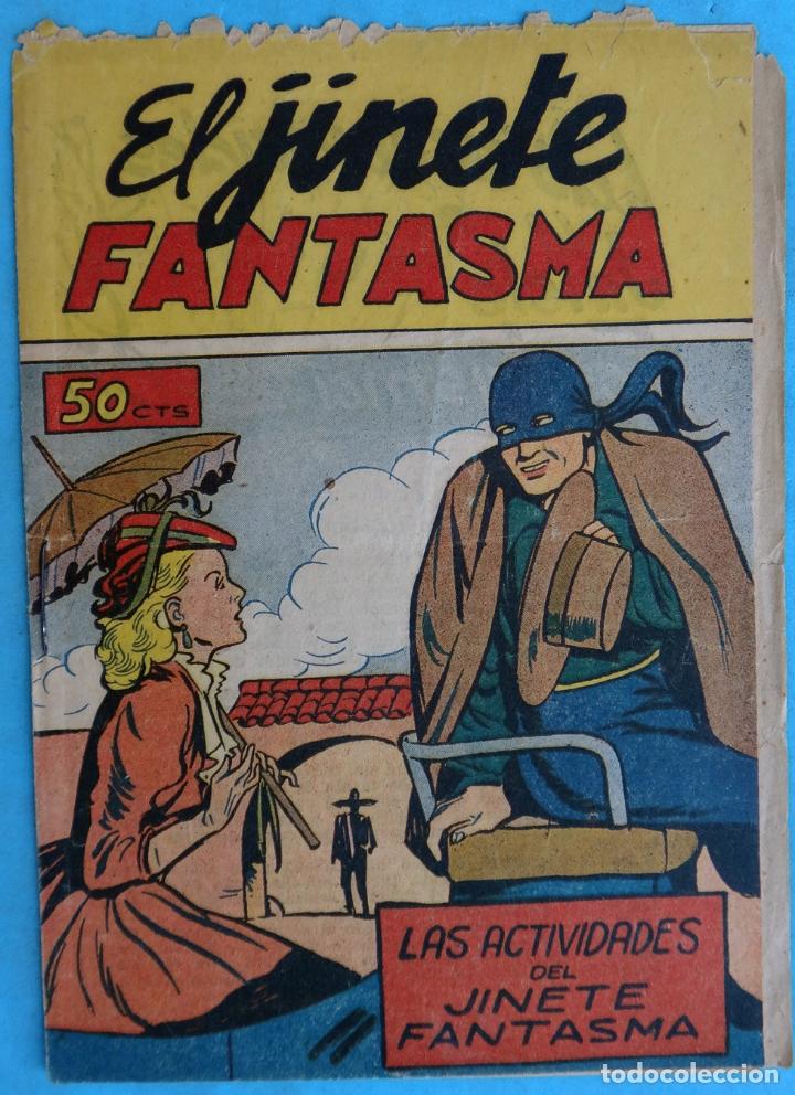 EL JINETE FANTASMA , Nº 16 , GRAFIDEA , ANTIGUO , ORIGINAL , CT1 (Tebeos y Comics - Grafidea - El Jinete Fantasma)