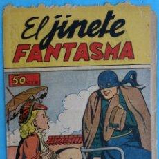 Tebeos: EL JINETE FANTASMA , Nº 16 , GRAFIDEA , ANTIGUO , ORIGINAL , CT1 . Lote 167825920