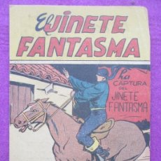 Tebeos: TEBEO EL JINETE FANTASMA, LA CAPTURA DEL JINETE FANTASMA, ED. GRAFIDEA, Nº 13. Lote 168067728