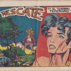Tebeos: COMIC COLECCION EL CHARRO TEMERARIO Nº 43. Lote 169541140