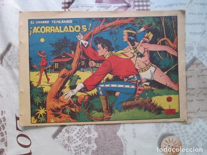 EL CHARRO TEMERARIO Nº 42 (Tebeos y Comics - Grafidea - El Charro Temerario)