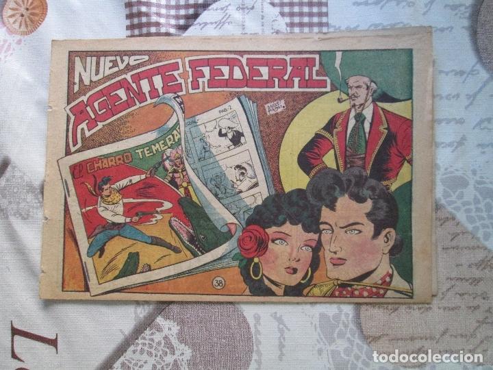EL CHARRO TEMERARIO Nº 38 (Tebeos y Comics - Grafidea - El Charro Temerario)
