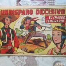 Tebeos: EL CHARRO TEMERARIO Nº 23. Lote 173239850