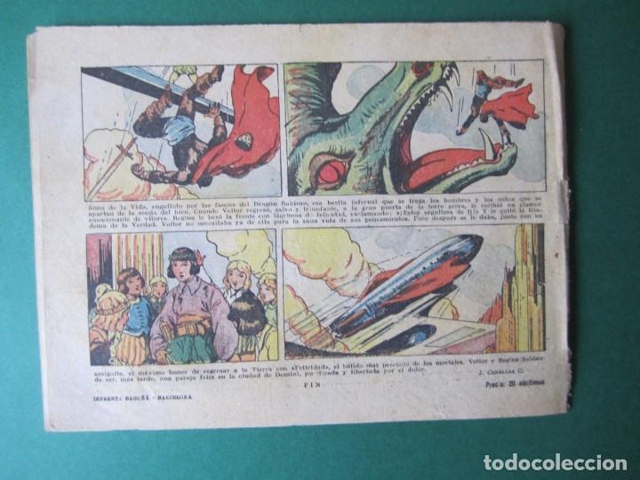 Tebeos: MONOGRAFICOS (1942, GRAFIDEA) 1 · 1942 · LA CIUDAD AÉREA - Foto 2 - 173240518