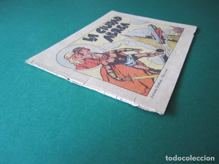Tebeos: MONOGRAFICOS (1942, GRAFIDEA) 1 · 1942 · LA CIUDAD AÉREA - Foto 3 - 173240518