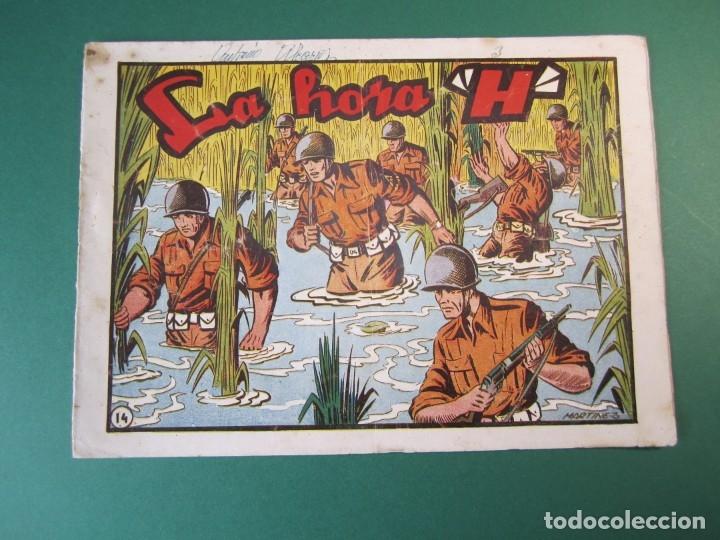 SARGENTO MACAI (1952, GRAFIDEA) 14 · 1952 · LA HORA H (Tebeos y Comics - Grafidea - Otros)