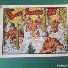 Tebeos: SARGENTO MACAI (1952, GRAFIDEA) 14 · 1952 · LA HORA H. Lote 173656133