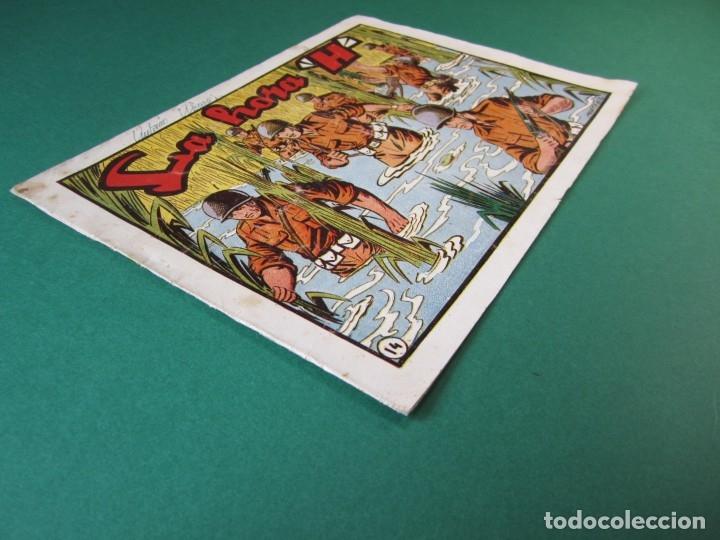 Tebeos: SARGENTO MACAI (1952, GRAFIDEA) 14 · 1952 · LA HORA H - Foto 3 - 173656133