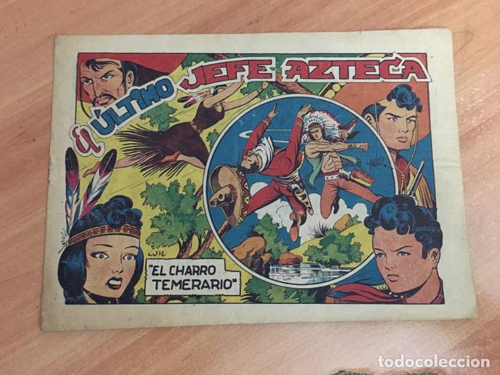 EL CHARRO TEMERARIO Nº 40 (ORIGINAL GRAFIDEA) (COIB26) (Tebeos y Comics - Grafidea - El Charro Temerario)