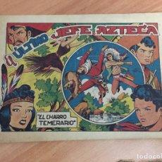Tebeos: EL CHARRO TEMERARIO Nº 40 (ORIGINAL GRAFIDEA) (COIB26). Lote 173939963