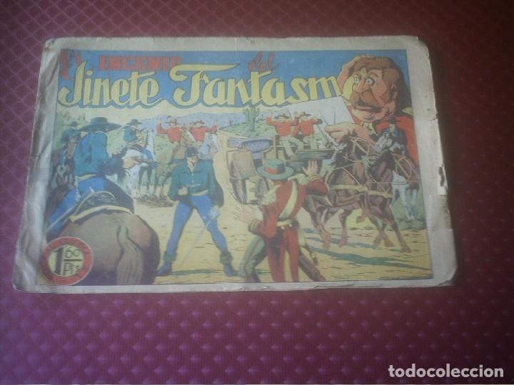 EL INGENIO DEL JINETE FANTASMA Nº 24 GRAFIDEA (Tebeos y Comics - Grafidea - El Jinete Fantasma)