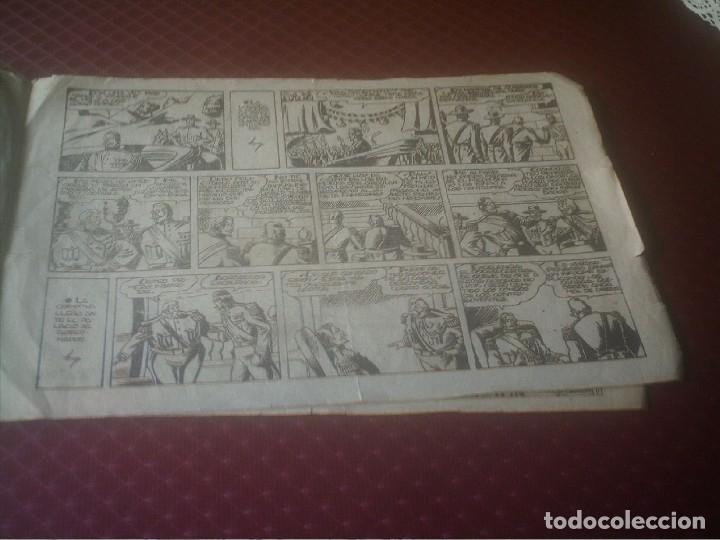 Tebeos: EL INGENIO DEL JINETE FANTASMA Nº 24 GRAFIDEA - Foto 8 - 175158988