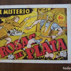 Tebeos: GRAFIDEA, MONOGRÁFICO 60 CTS 16 PAGINAS Nº EL MISTERIO DE LAS ROSAS DE PLATA . Lote 175224588
