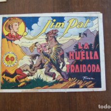 BDs: GRAFIDEA,- JIM PAT Nº 6 LA HUELLA TRAIDORA . Lote 175224979