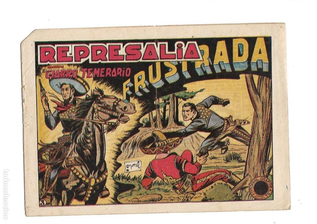 Tebeos: El Charro Temerario, Año 1953 Colección Completa son 44 Tebeos Originales y muy dificil de consegir. - Foto 3 - 177732825
