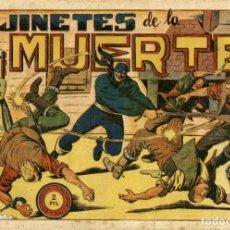 Tebeos: EL JINETE FANTASMA-71: LOS JINETES DE LA MUERTE (GRAFIDEA, 1947) DE AMBRÓS Y AMORÓS . Lote 177983822