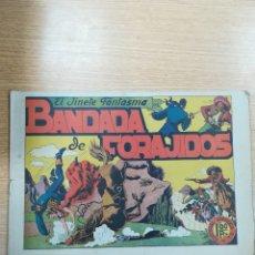 Giornalini: JINETE FANTASMA #11 BANDADA DE FORAJIDOS. Lote 178782613