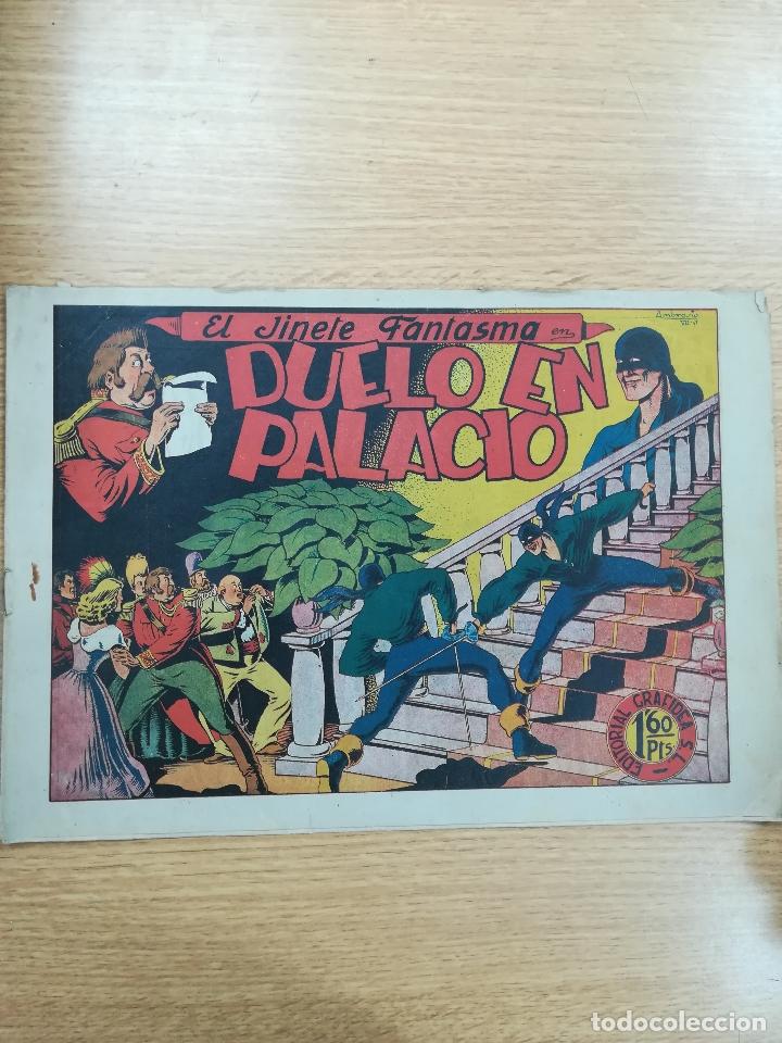JINETE FANTASMA #10 DUELO EN PALACIO (Tebeos y Comics - Grafidea - El Jinete Fantasma)