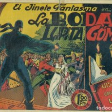Giornalini: EL JINETE FANTASMA Nº 20 LA BODA DE LUPITA GOMEZ ORIGINAL. Lote 178894167