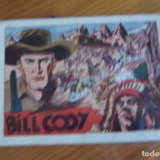 Tebeos: GRAFIDEA BILL CODY ORIGINALES Nº 1-3-4-5-6-8. Lote 32972310