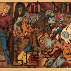 Tebeos: CHISPITA-7. PRIMERA AVENTURA (GRAFIDEA, 1951) DE AMBRÓS. Lote 180987352