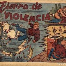 Tebeos: CHISPITA-5. PRIMERA AVENTURA (GRAFIDEA, 1951) DE AMBRÓS. Lote 180987375