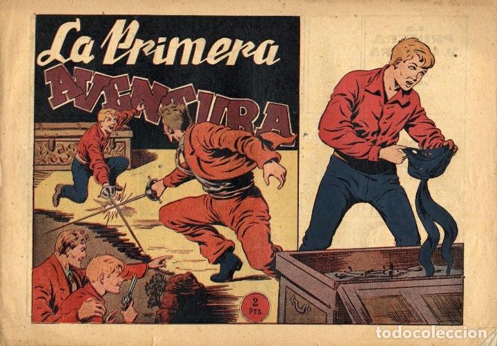 CHISPITA-3. PRIMERA AVENTURA (GRAFIDEA, 1951) DE AMBRÓS (Tebeos y Comics - Grafidea - Chispita)