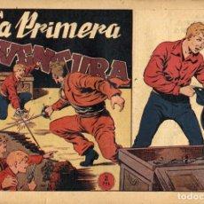BDs: CHISPITA-3. PRIMERA AVENTURA (GRAFIDEA, 1951) DE AMBRÓS. Lote 180987391