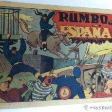 Tebeos: EL JINETE FANTASMA- RUMBO A ESPAÑA- MUY BIEN CONSERVADO. Lote 182019652