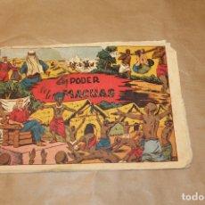 Tebeos: CHISPITA Nº 24, CUARTA AVENTURA, EDITORIAL GRAFIDEA. Lote 183312815